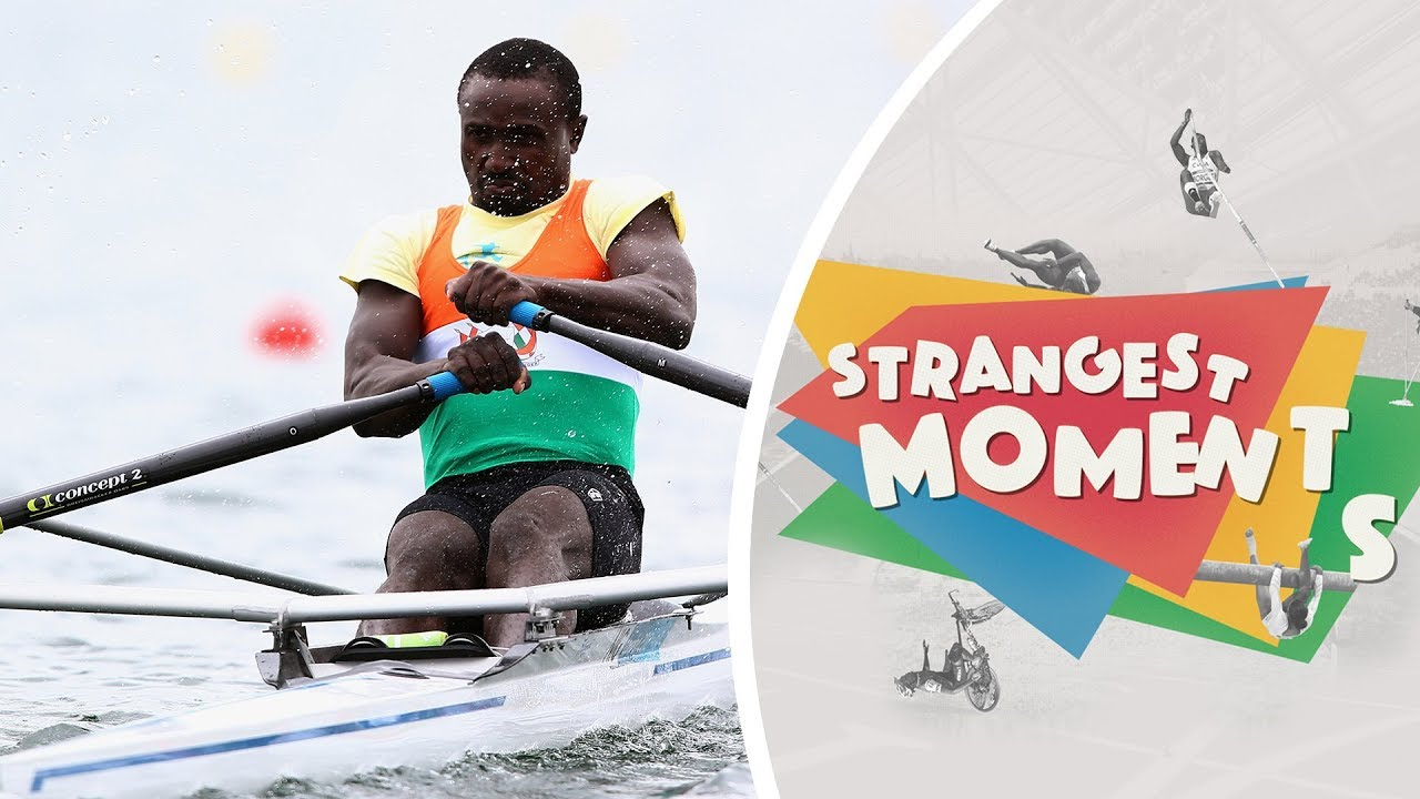 The Crowd's Favourite Rower Did Not Win a Medal | Strangest Moments