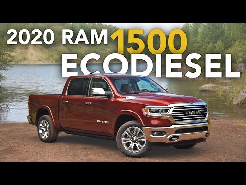 2020 Ram 1500 EcoDiesel Review - First Drive