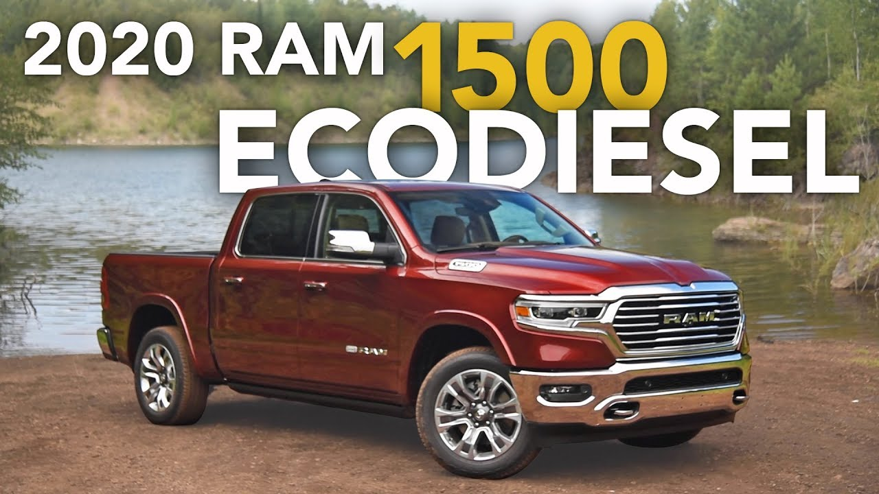 2020 Ram Ecodiesel Review.2020 Ram 1500 Ecodiesel Review First Drive