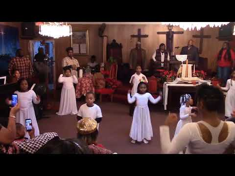Nobody - Tye Tribbett Praise Dance by Angels of Heaven