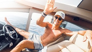 NOT A BAD DAY TO BE A CAPTAIN!  | VLOG² 53