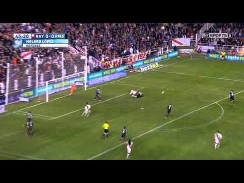 Aqaba's Ad in La Liga/ Rayo Vallencano vs Real Madrid