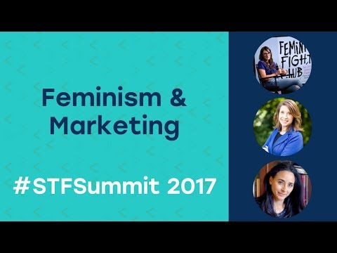 She's the Consumer: Feminism & Marketing
