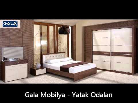 Gala mobilya yatak odalar youtube for Mobilya yatak odasi