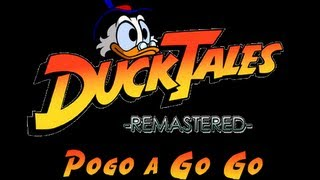 Ducktales Remastered - Pogo a Go Go
