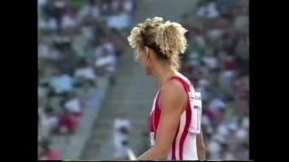 4073 Olympic Track & Field 1992 Long Jump Women Heike Drechsler