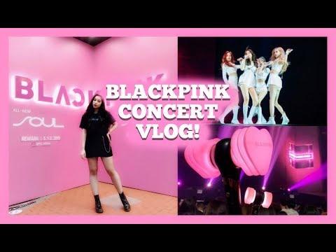 BLACKPINK CONCERT VLOG / BLACKPINK IN NEWARK 2019