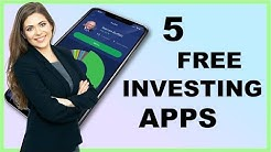 5 Cool Free Investing Apps