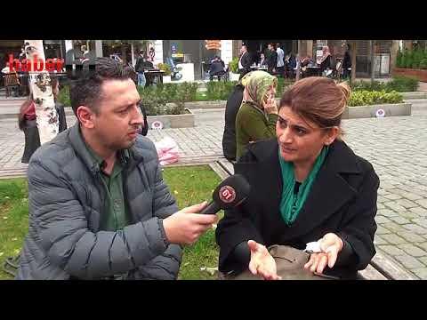 Trabzon'un sorunlarını Trabzon sokaklarında sorduk