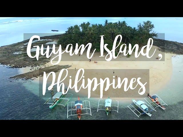 Guyam Island, Phillippines