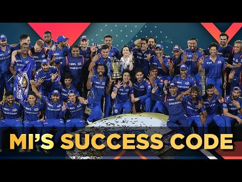 What Makes Mumbai Indians The Most Successful IPL Team? Rohit Answers