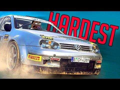 Can I survive the HARDEST Racing Game?! - Dirt Rally 2.0   Racing Marathon 2021   KuruHS  