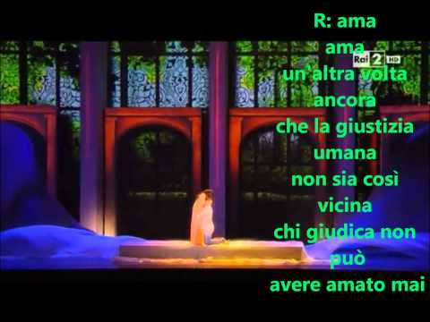 Romeo&Giulietta-Ama E Cambia Il Mondo- Il canto dell'allodola + testo