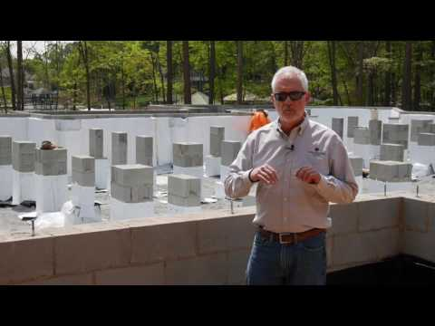 Chapter 2 Foundation - Building a Custom Home in North Carolina