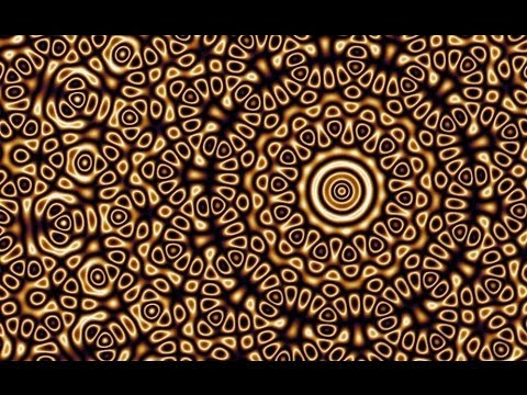 Quasicrystal Animation with Mathematica