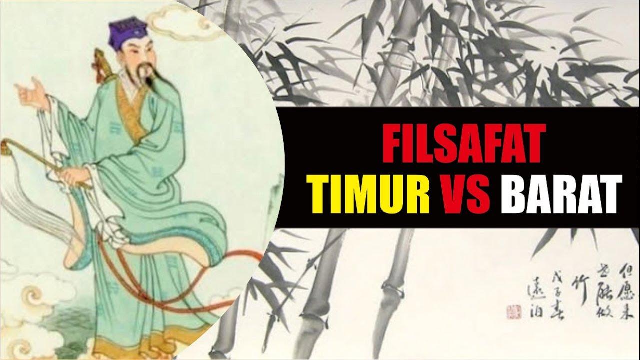 Filsafat Timur vs Filsafat Barat - YouTube