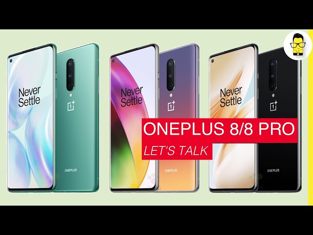 OnePlus 8 & OnePlus 8 Pro full specs leaked - I have a lot to say!