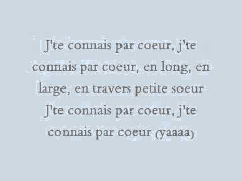 Paroles Petite Soeur - Ben l'oncle Soul. [Lyrics]