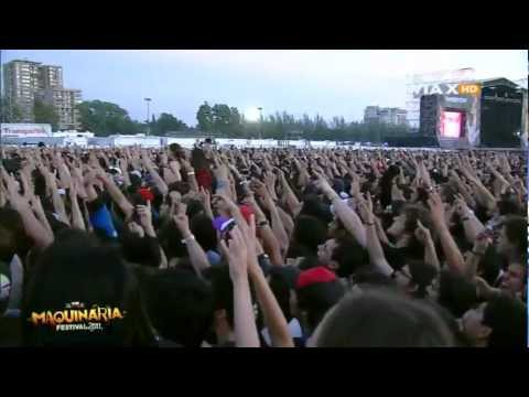 Alice In Chains  Rooster  Maquinaria 2011 HD