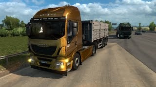 Euro Truck Simulator 2 | Mods | Iveco Hi Way Reworked v 1.3.1 by Schumi [1.27]