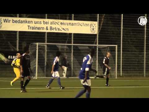 Süd-Derby: FC Süderelbe - FTSV Altenwerder (Landesliga Hansa) - Spielbericht | ELBKICK.TV