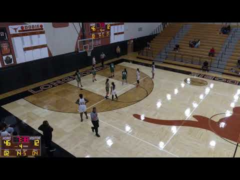 Dobie High School vs. pasadena Fresh & JV Varsity Womens' Basketball
