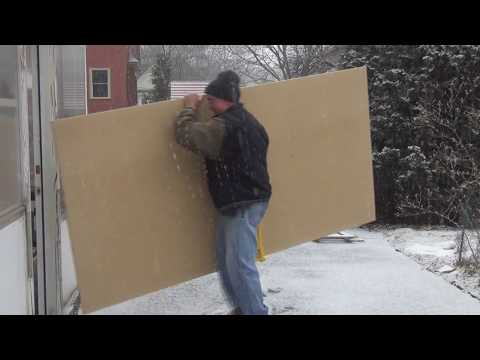 Stanley Drywall Panel Carrier Review