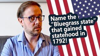 Taking A U.S. History Quiz