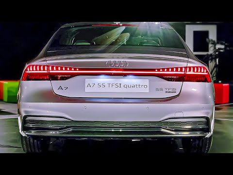 Audi A7 Sportback (2018) HOW IT'S DESIGNED