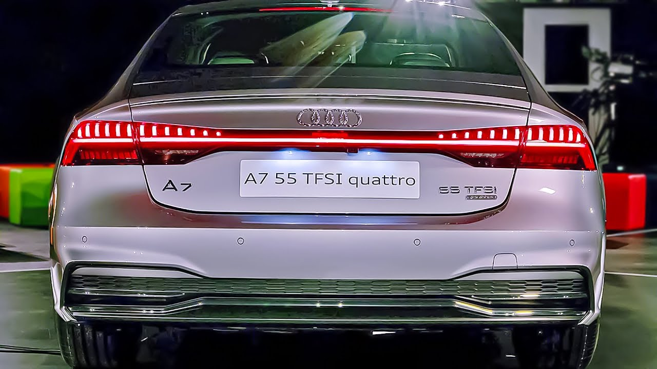 Audi A7 Sportback 2018 How It S Designed Doovi