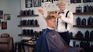 Esquire Grooming - The Pompadour - PRO