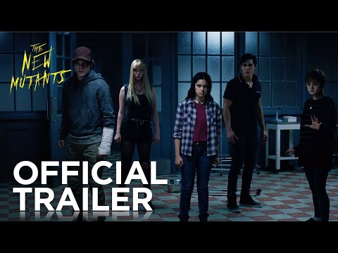 Tony Mott - The New Mutants Official Trailer