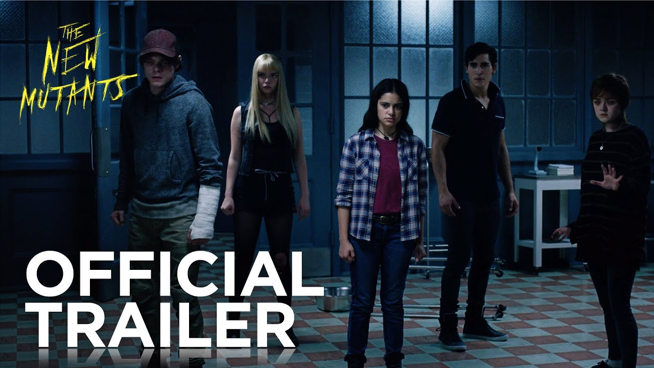 New Mutants trailer met Maisie Williams