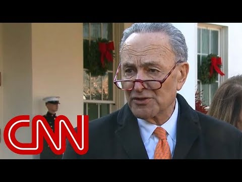 Schumer: Trumps temper tantrum will not get him border wall