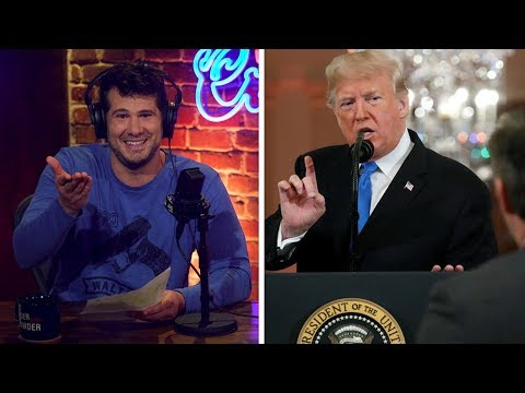 Is Trump a Liar or a 'Straight Talker'? | Louder with Crowder