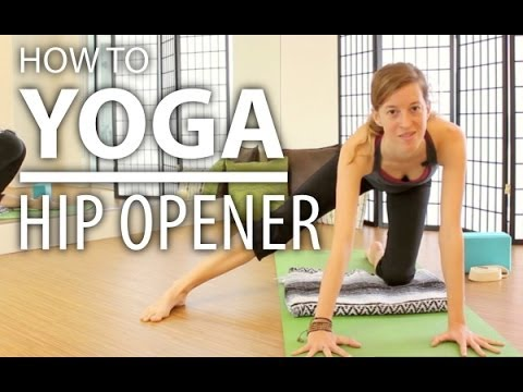 yoga for beginnersyoga for flexibilitygentle hip opener