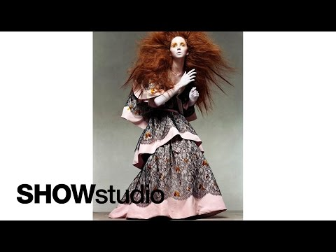 Subjective: Lily Cole interviewed by Nick Knight about Steven Meisel