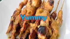 Edisi Spesial, Resep Sate Ayam Ponorogo