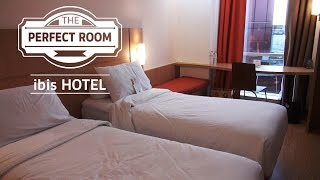 [Hotel Review] The Perfect Room - ibis Bandung Trans Studio