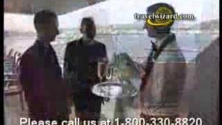 SeaDream Cruise Vacations, Seadream Cruise, video