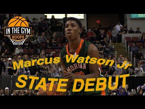 Freshman Marcus Watson SHINES on Illinois