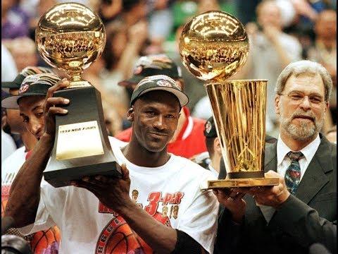 Chicago Bulls 6th & Final NBA Championship Celebration (June 14, 1998)