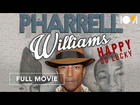 Pharrell Williams: Happy Go Lucky (FULL DOCUMENTARY)