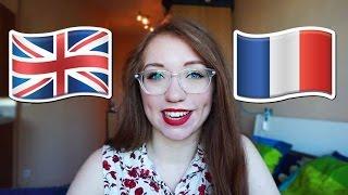 english girl speaking in french b1b2 level 95 self taught