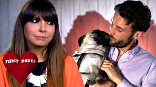 Couple Bond Over Love Of Pugs   First Dates