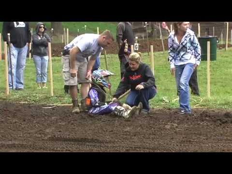 MOTOCROSS CRASH Washougal Amateur Days 2012