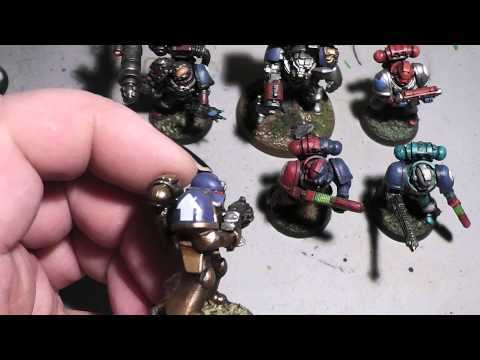 Unbound Space Marine Chapters