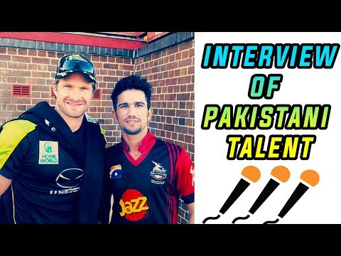 Latest Fast Bowler - Umar Pacer PSL -  Even ipl Can't Produce Such Talent