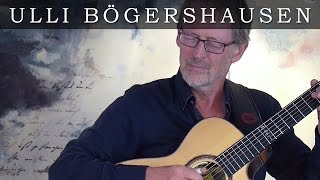 Ulli Boegershausen:  Make You Feel My Love (comp. by Bob Dylan)