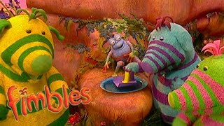 Fimbles | Tin Tray | HD Full Episodes | Cartoons for Children | The Fimbles & Roly Mo Show